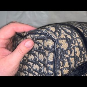 Dior Bags - Authentic Christian Dior trotter speedy Boston bag